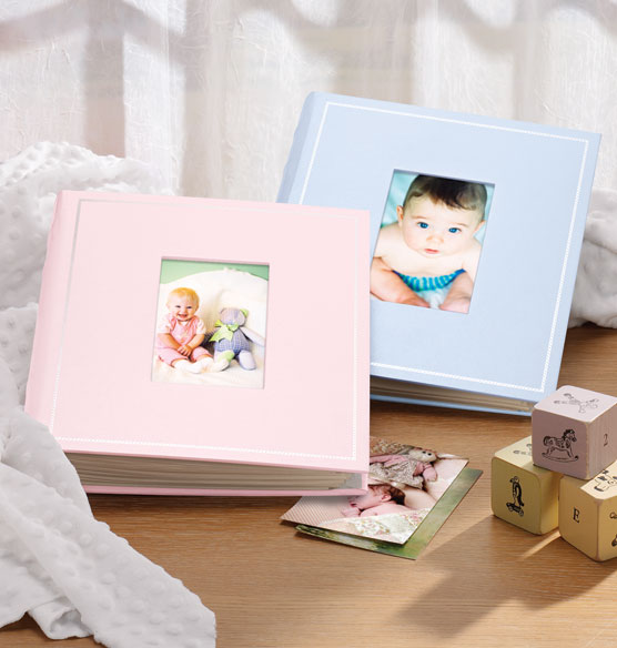Beautiful Baby Photo Album - View 1